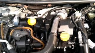Megane 3 1.5 dizel motordan gelen tak  sesi ve yağ atması