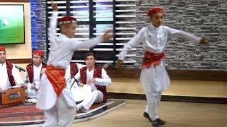 بامداد خوش - موسیقی - اجرای آهنگ و رقص زیبای شغنانی