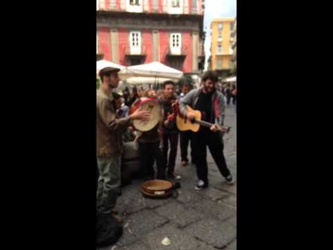 Napoli folklore - musica per strada