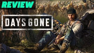 Days Gone Review (Video Game Video Review)