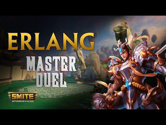 SMITE! Erlang Shen, Los picks a basicos estaran de moda?! Master Duel S5 #165