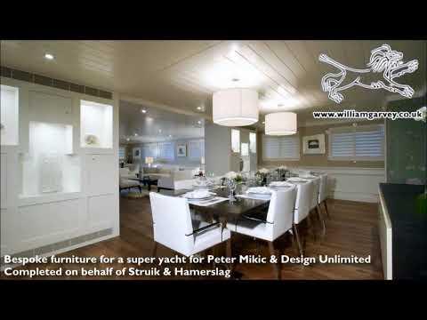 Интерьеры домов в яхт стиле