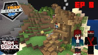 Truly Bedrock EP 8 Witch Farm Shop !!! Minecraft 1.9