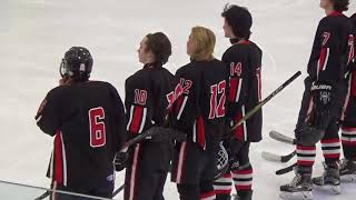 PIHL Penguins Cup Playoffs Class 1A Semifinals - Indiana vs Bishop McCort