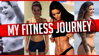 My Fitness Journey | Body Image, Disordered Eating, Weight Loss