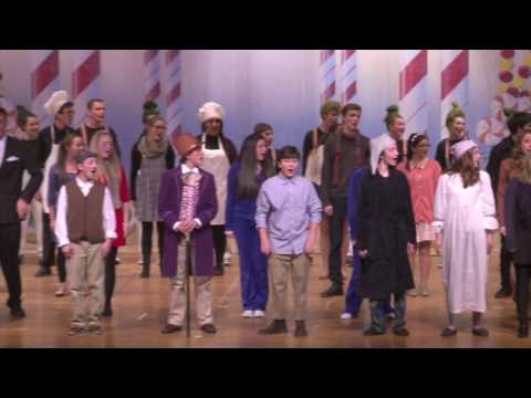 Willy Wonka! Oceanside High School 2015 (Part 3)