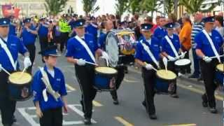 Orange Lodge Parade   Southport 12 July 2012
