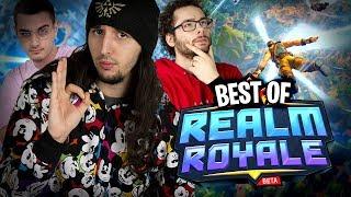 BEST OF : Quand Jiraya invite les meilleurs en fait sur Realm Royale