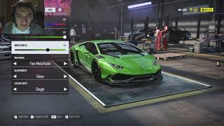 Lamborghini - Need for Speed Heat #25