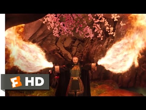 The Last Airbender (2010) - The Koi Spirits Scene (7/10) | Movieclips