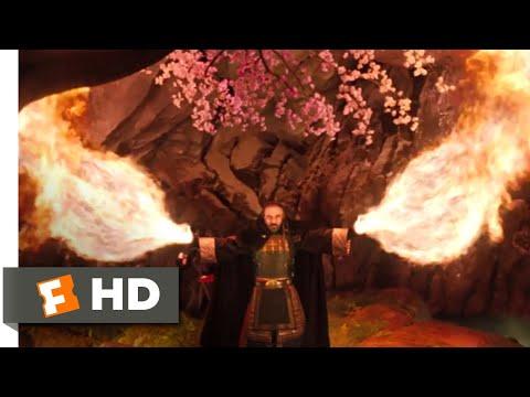 The Last Airbender (2010) - The Koi Spirits Scene (7/10) | Movieclips