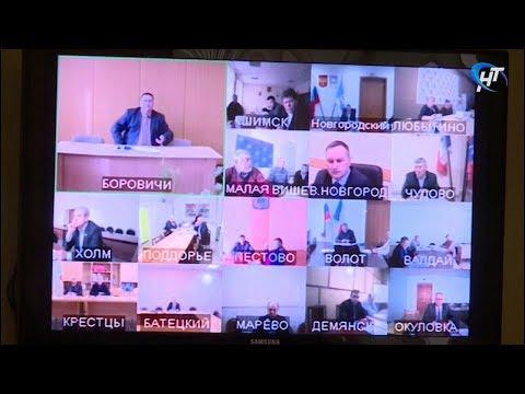 На заседании областного оперативного штаба обсудили ситуацию с коронавирусом