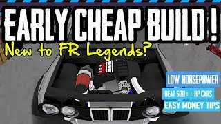 How to get money fast in FR Legends | Best Drifting & Customization Gameplay