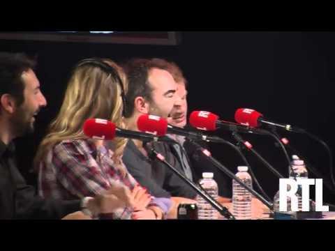 Vendredi 23 Septembre : BRUNO SOLO & DOMINIQUE PINON  RTL  RTL