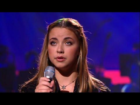 "Charlotte Church: ""Suo-Gân"" (2001). Live, HD, Welsh lyrics, English translation, subtitles."