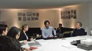 [Licensing per i Beni di Lusso] Davide Oldani ospite del Corso