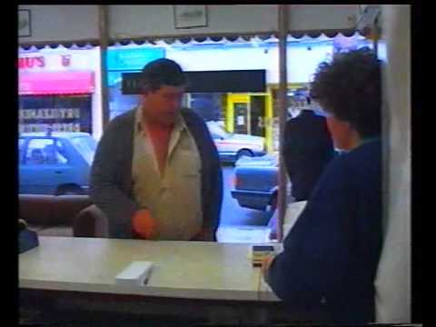 Mike Murphy Candid Camera the dry cleaners