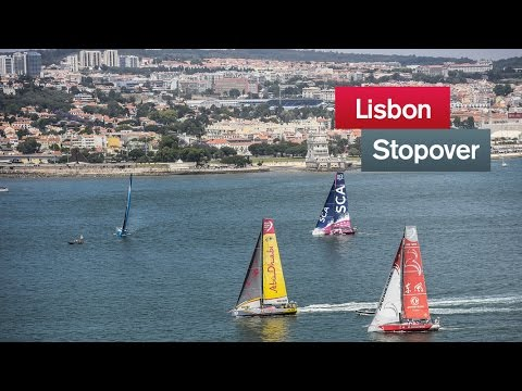Lisbon In-Port Race highlights | Volvo Ocean Race 2014-15