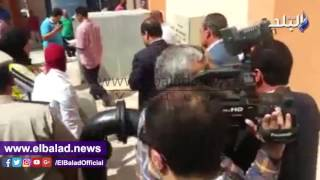 بالفيديو..محافظ الغربية يفتتح محطة الصرف الصناعي بالمحلة الكبرى