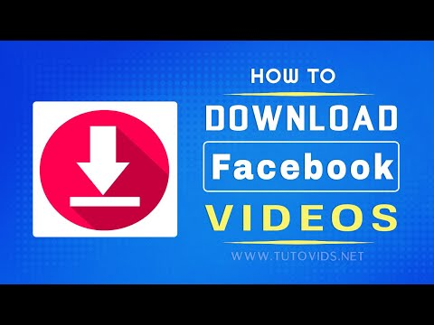 How to Download Facebook Videos [without using any software]