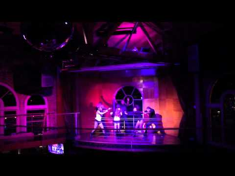 POSERS show by Nika Kljun (BRITNEY SPEARS) Aug 2011