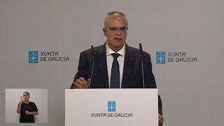 Galicia registra un 42,95% de participación hasta las 17,00 horas