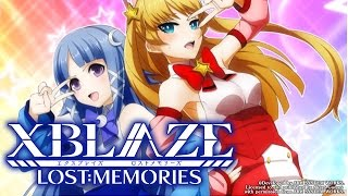 XBlaze: Lost Memories Video Review (Vita)