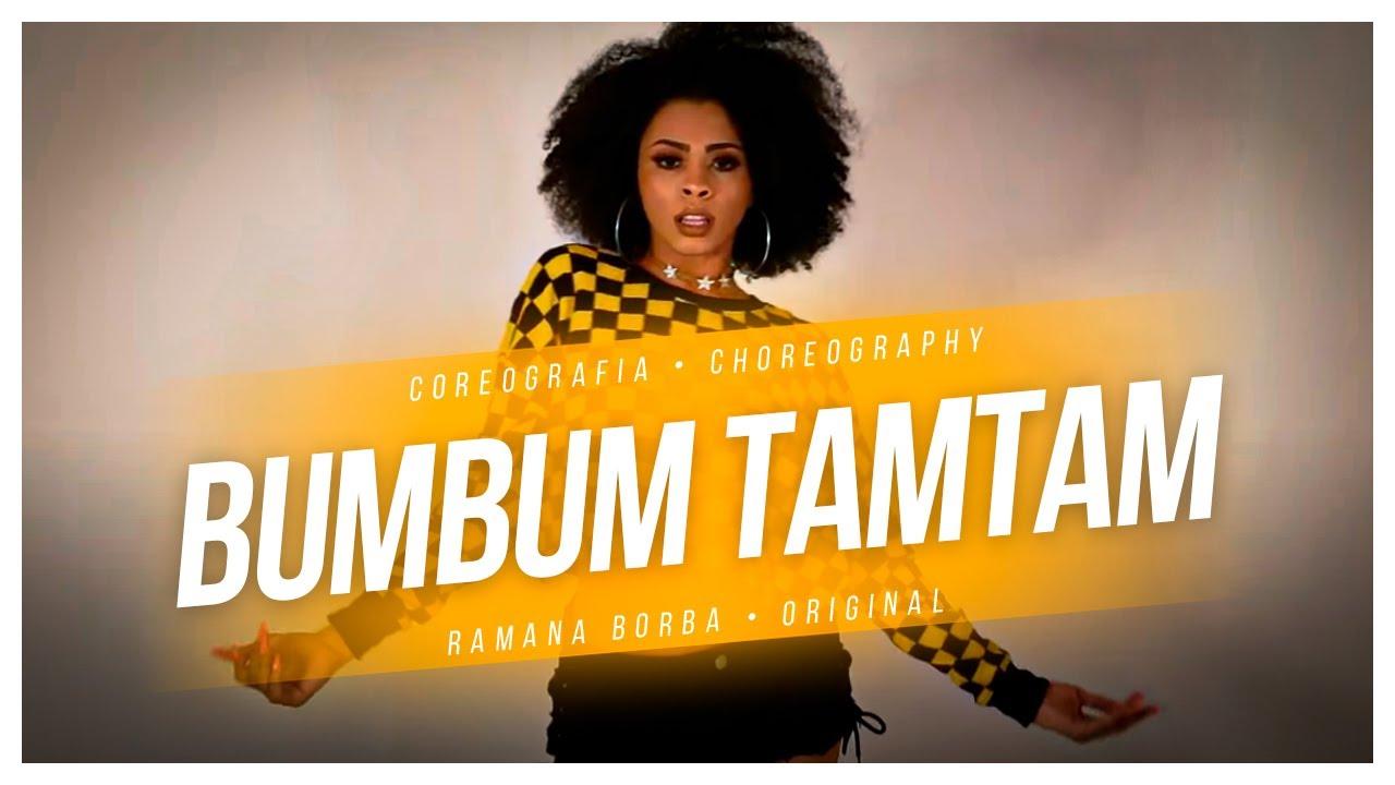 Bum Bum Tam Tam - MC Fioti ( COREOGRAFIA/ CHOREOGRAPHY  )/Ramana Borba