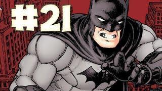 BATMAN Arkham City Gameplay Walkthrough - Part 21 - Take Down Hugo Strange (Let