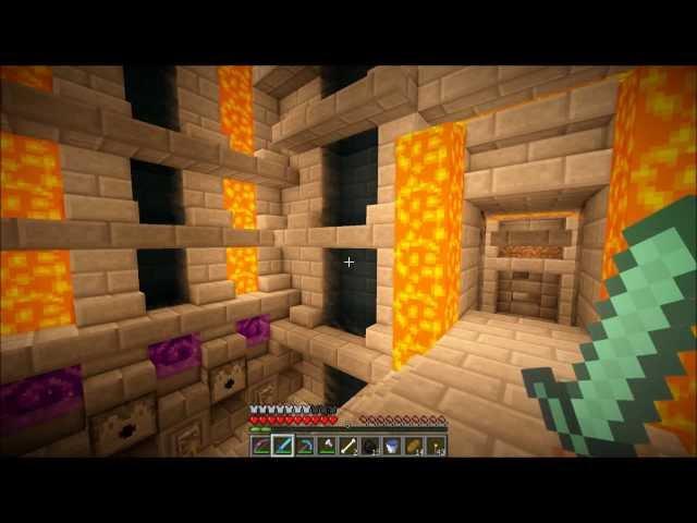 """Смотреть прохождение игры Minecraft - Серия 15: """"Добро пожаловать в неизвестность.."""""""
