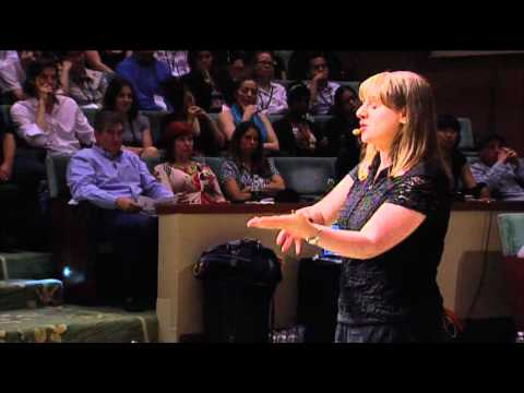 Astronomical medicine | Michelle Borkin | TEDxBoston