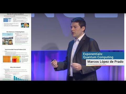 Quantum Computing | Marcos López de Prado | Exponential Finance