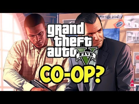 GTA 5 Crackli Multiplayer Oynama [CO-OP]