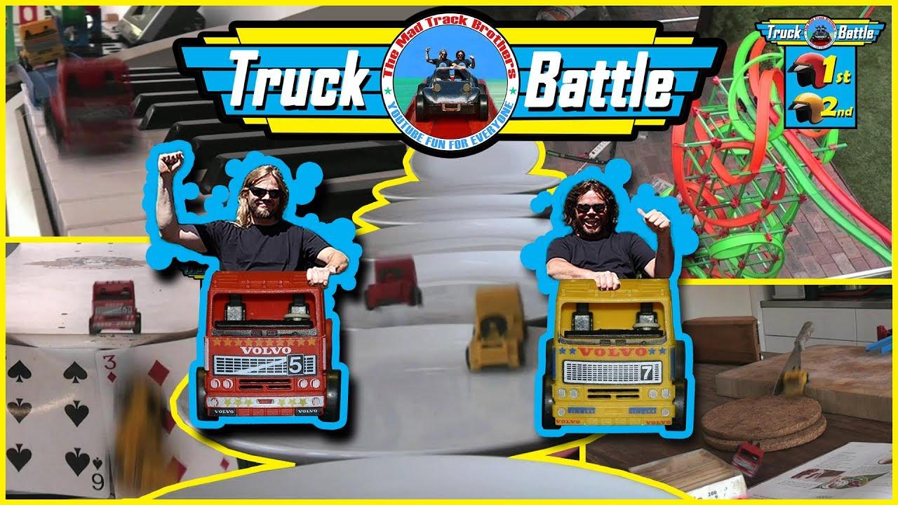 Micro Machines World series Game play. Hot Wheels track vs ...