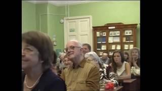 Концерт Николая Ермоленко в библиотеке имени К.Д. Ушинского