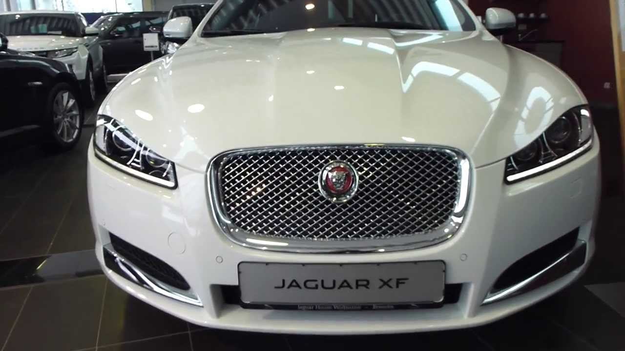 2014 Jaguar XF Diesel Exterior U0026 Interior 2.2 200 Hp 225 Km/h 139 Mph * See  Also Playlist   YouTube