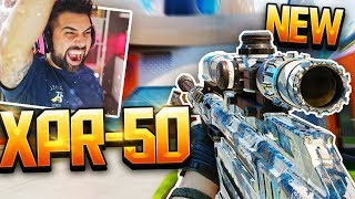 "NEW ""XPR-50 SNIPER GAMEPLAY"" in Black Ops 3"