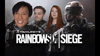 Rainbow Six: Siege - Operation Wind Bastion mit Kiara, Bell, Viet und Steffen