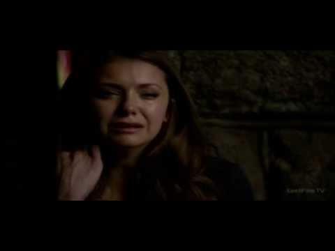 Прощание Елены и Деймона.  Дневники вампира 5х22