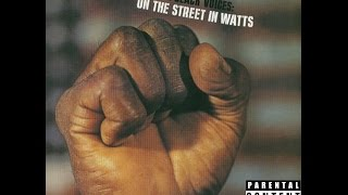 Listen™ - THE BLACK VOICES: ON THE STREET IN WATTS™ 1960's