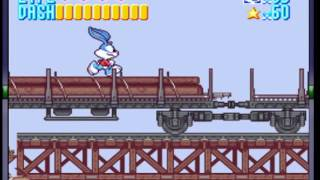 Tiny Toon Adventures - Buster Busts Loose! - -Walkthrough- Vizzed.com - User video