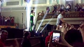 All Time Low - Dear Maria, Count Me In LIVE @ Ulster Hall - Belfast.