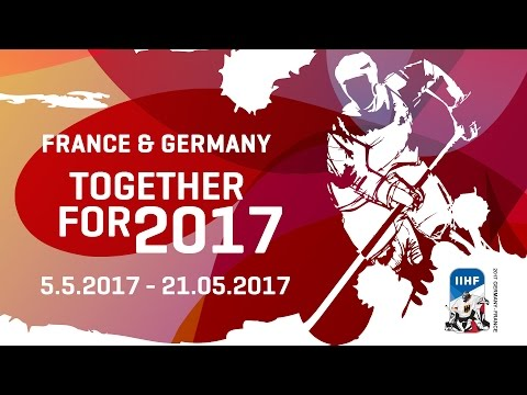100 Days to go! - #IIHFWorlds 2017 - 동영상