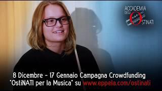 OstiNati per la Musica 30'' Spot per Telesia