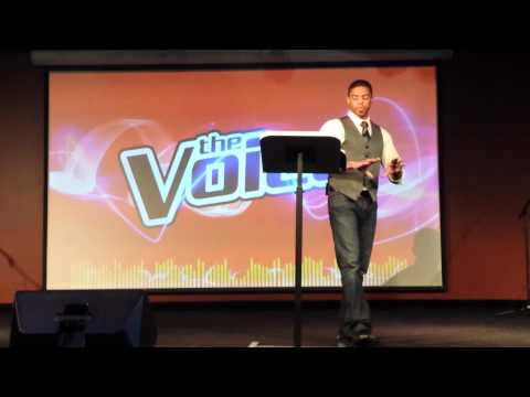 Brother Jonathan Daniels Ministers The Voice  pt 2