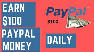 Free App Pays You $100 in PayPal Money Earn PayPal Money Fast screenshot 4