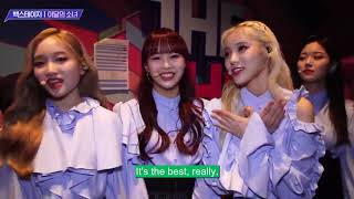 [ENG] Behind The Show 178 LOONA Cut (190323)