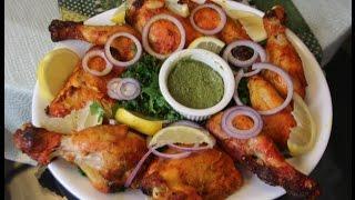 Best Indian Tandoori Chicken Recipe