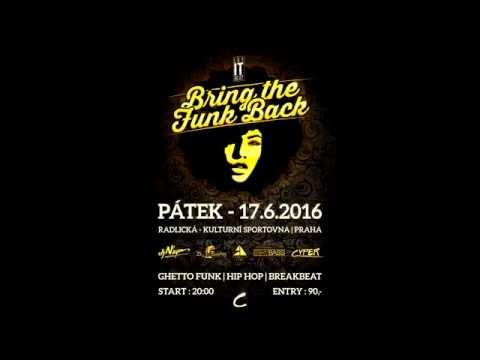 17.6.2016 LET IT BEAT : Bring The Funk Back - Teaser