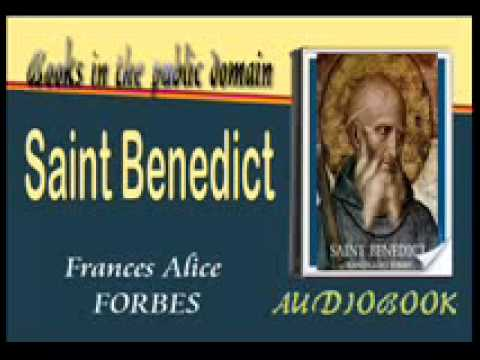 Saint Benedict Audiobook Frances Alice FORBES